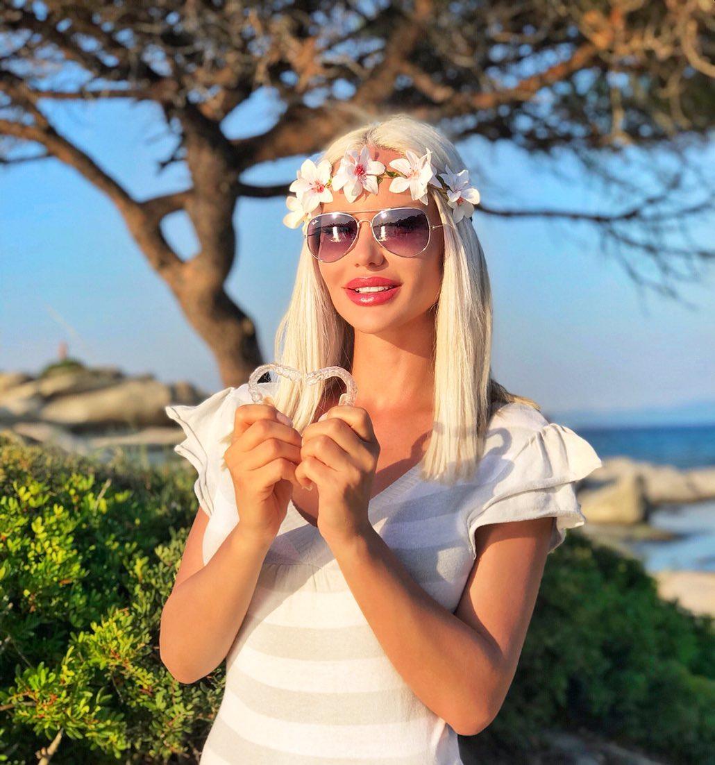 Kaltrina Kryeziu: I started to love my smile
